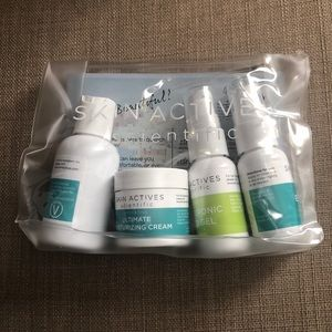 Brand new Skin Actives skincare